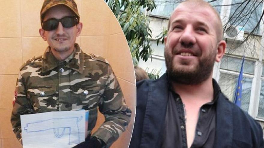 Ловеца на бежанци Динко Вълев и неговият последовател Марио Ангелов