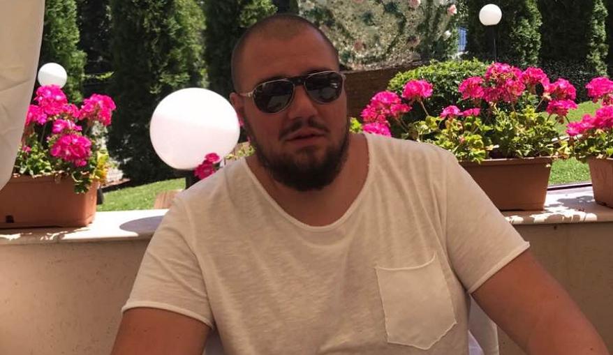 Християн Гущеров е бил арестуван тази нощ след пиянски запой,
