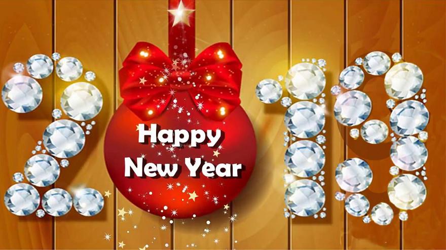 Честита Нова година, приятели и читатели на светски сайт №1Secret.bg!Нека