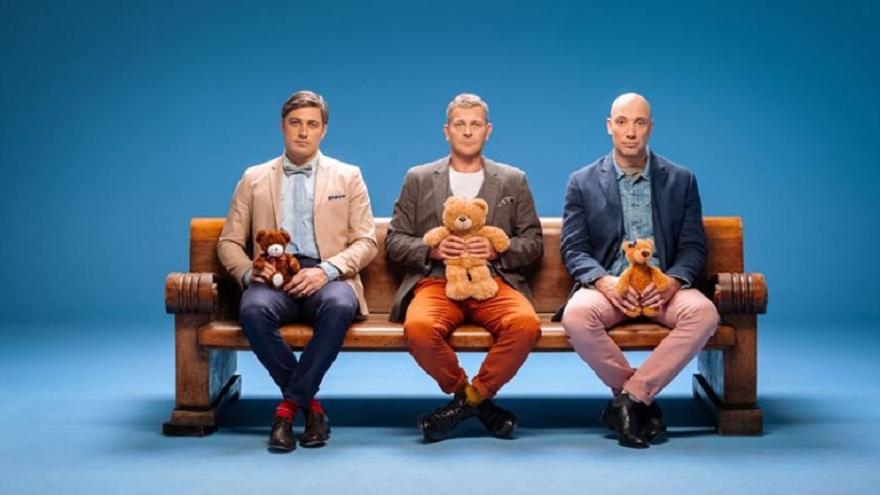 """Трите любими """"мечки"""" на родната театрална публика вече не са"""