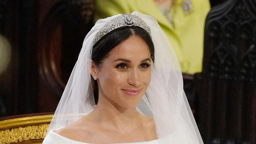 След като сключи брак с принц Хари в събота, Меган