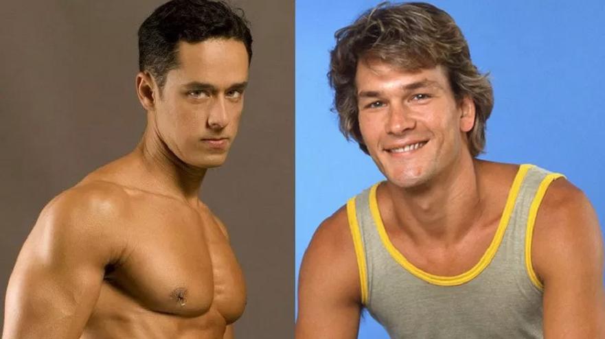 39-годишният бразилец Рафаел Аленкар – гей порно актьор с внушителна