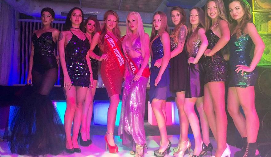 """Скандалната моделка Кристин Каменова се окичи с титлата """"Best Erotic"""