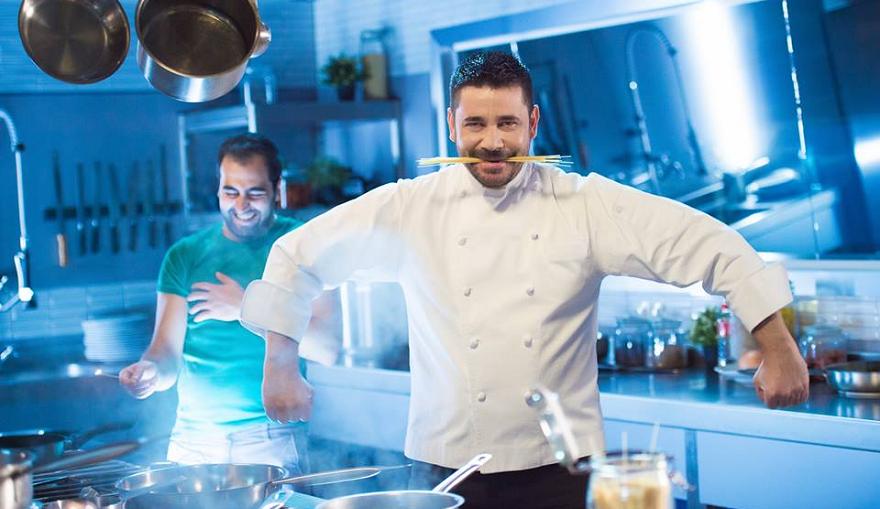 """Стартът на """"Адската кухня"""" предизвика истински пожар в социалните мрежи,"""