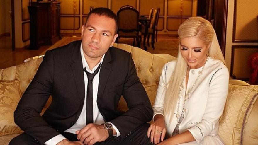 Боксьорът Кубрат Пулев и певицата Андреа са сложили край на