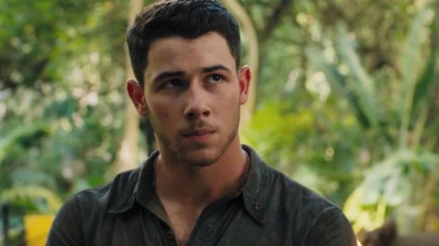 Любимецът на тийн поколението Ник Джонас от групата Jonas Brothers,