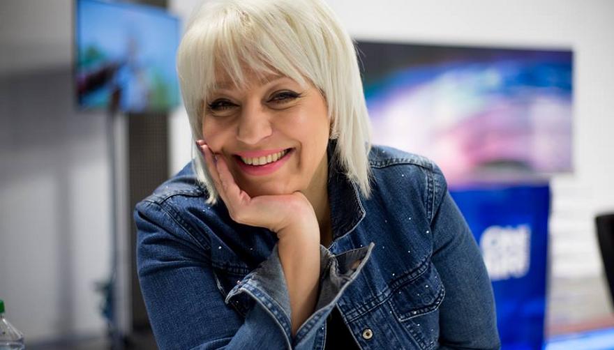 """Деляна Маринова-Джуджи пак се натиска за място в """"На кафе"""","""