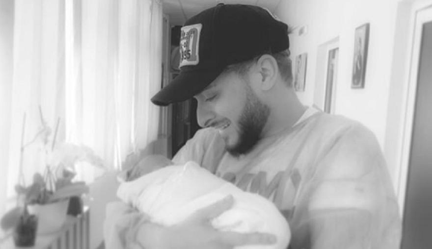 Рапърът Kриско се похвали, че е станал баща. Изпълнителят пусна