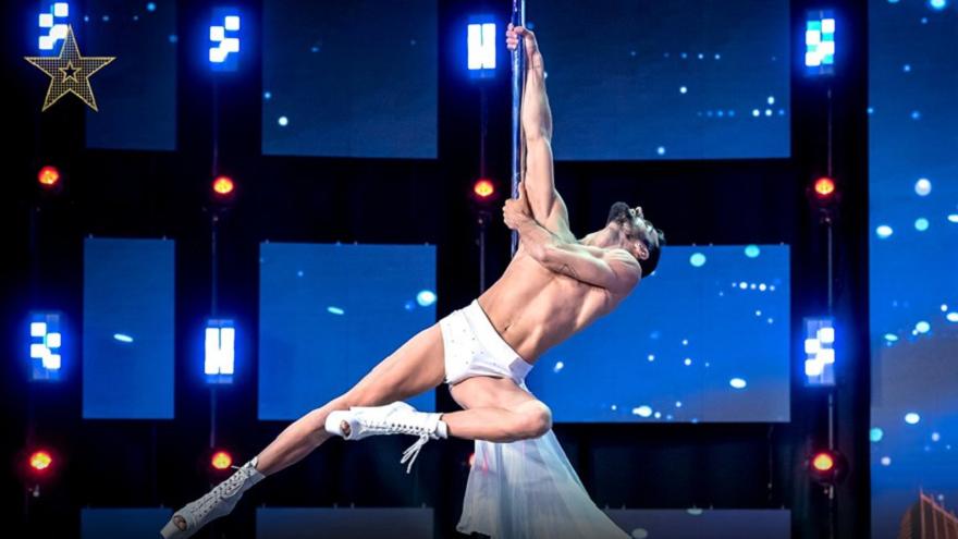 Израелският танцьор Нив Градус възбудя истинска завист у Славена Вътова,