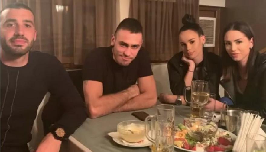 Бившата гимнастичка Цвети Стоянова се събра с бившия си приятел